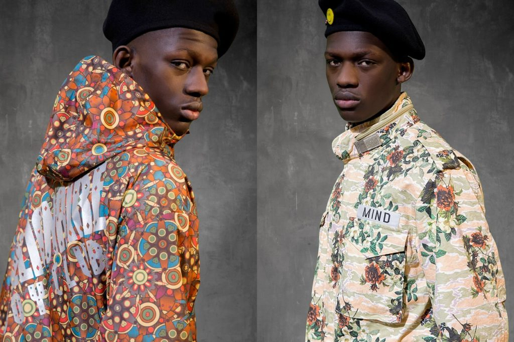 "Lookbook ""ARMY OF LOVERS"" Billionaire Boys Club Printemps 2018"