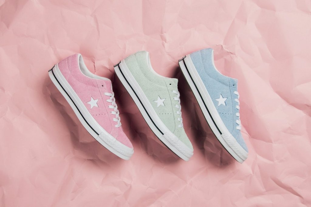"Pack Converse One Star ""Cotton Candy"""