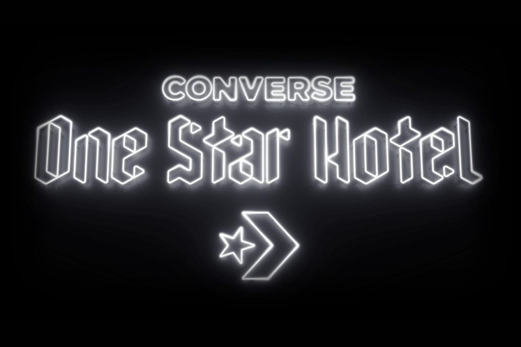 Converse One Star Hotel