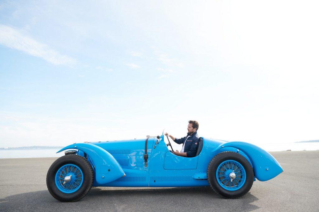 "Delahaye lance sa première collection caspule ""Racing"""