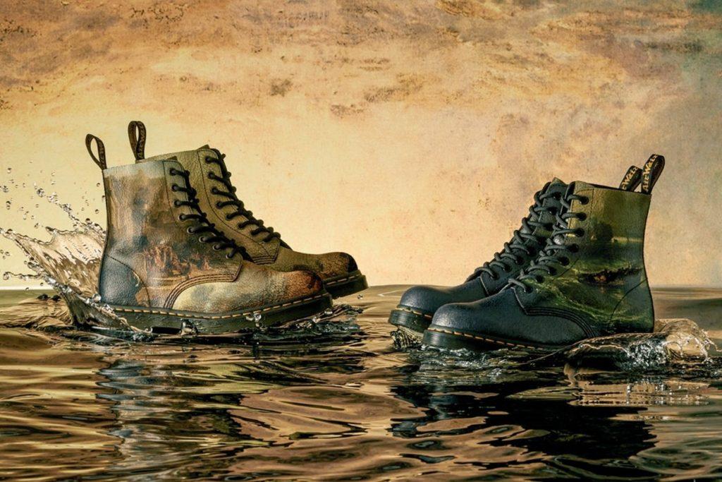 Boots Dr. Martens x JMW Turner