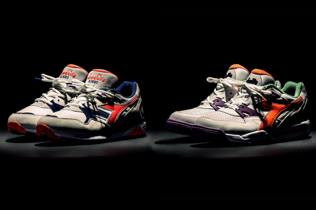 "GETABACO x Diadora ""Double Action"" Pack"