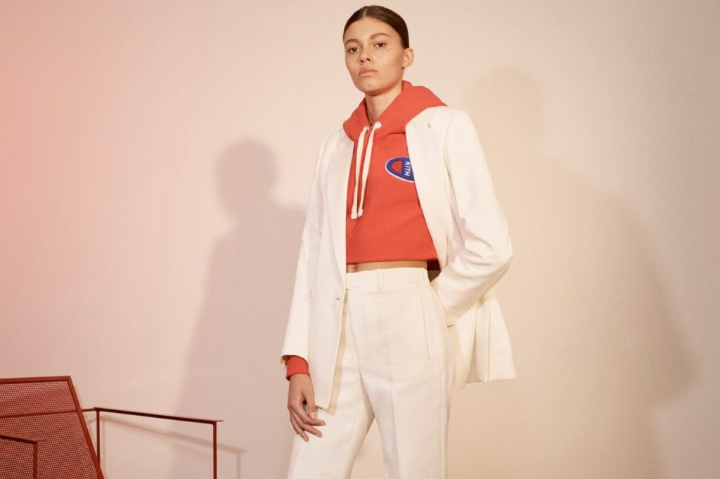 KITH x Champion, une collection capsule exclusive pour NET-A-PORTER