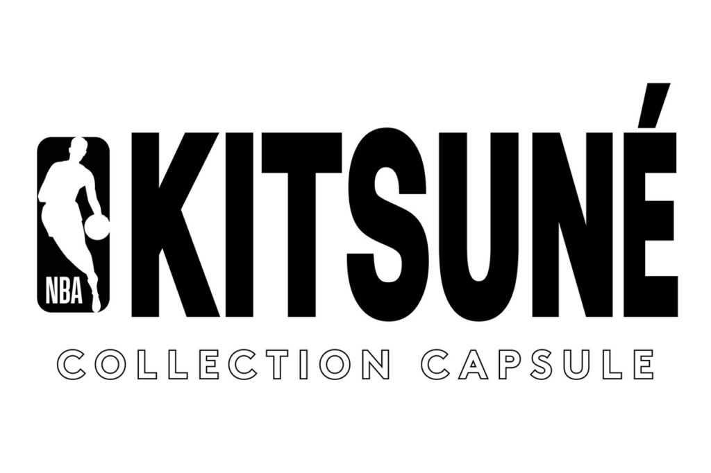 Collection NBA x Kitsuné