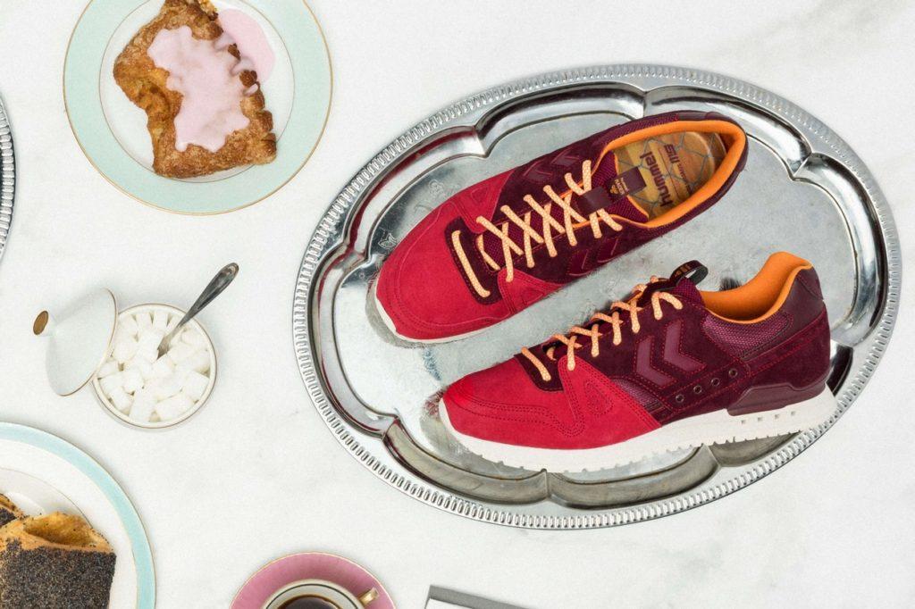 "mita sneakers x Hummel Marathona ""Danish Pastry"""
