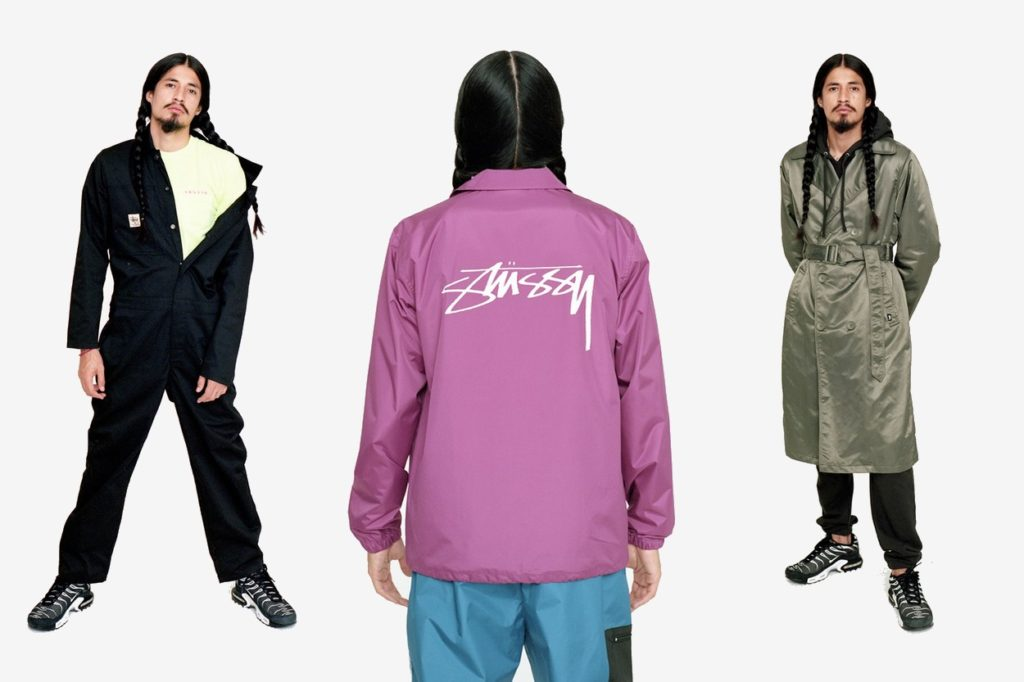 Lookbook Stüssy Printemps 2018