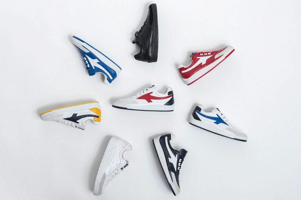 TBS dévoile la sneaker Tie Break pour le Printemps/Été 2018