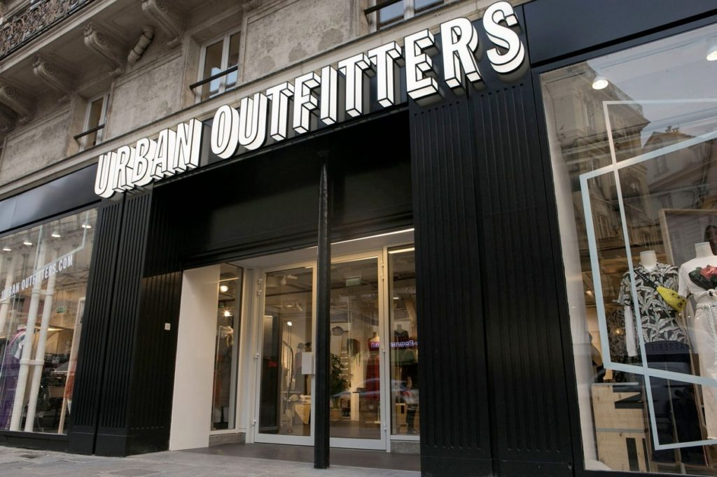 Urban Outfitters Paris-Rivoli