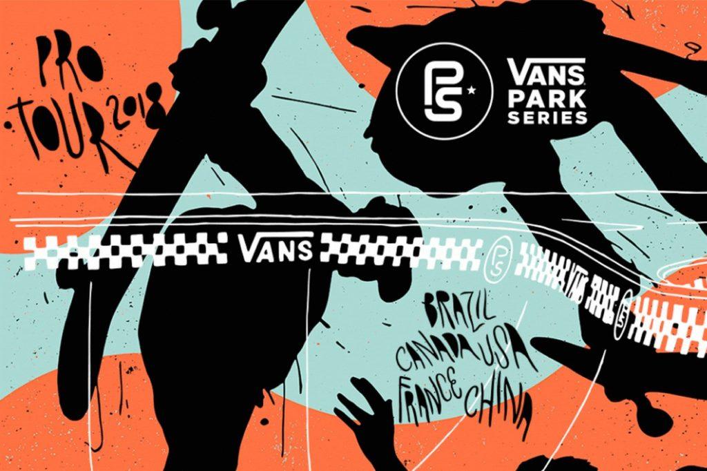 Vans Park Series Pro Tour 2018