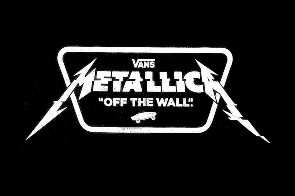 Vans x Metallica