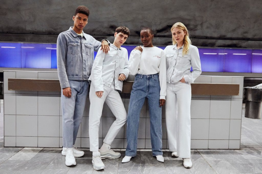 "Collection Weekday ""Denim"" Printemps/Été 2018"