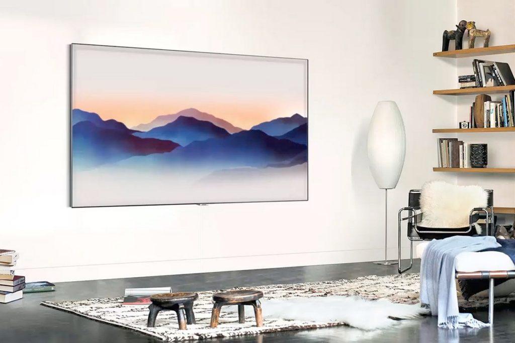 Téléviseurs Samsung QLED 2018