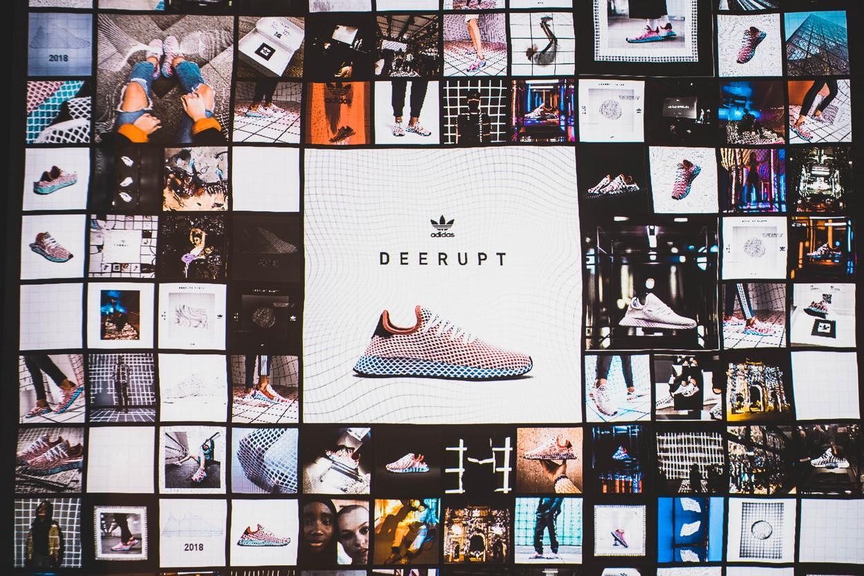 adidas Originals DEERUPT Party Paris
