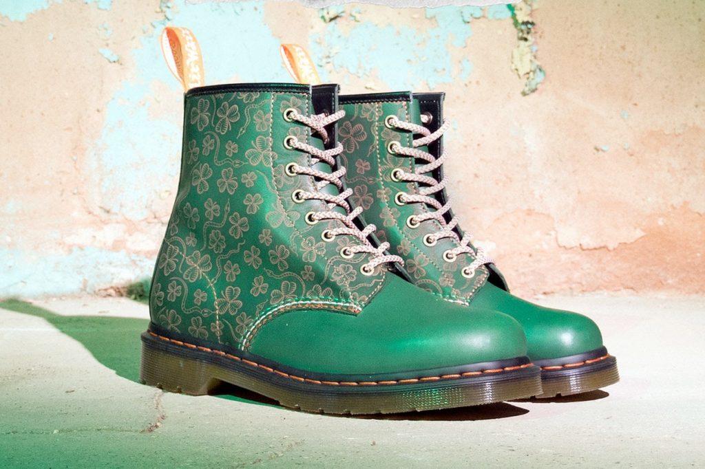 """Boots Dr. Martens 1460 """"Shamrock"""""""