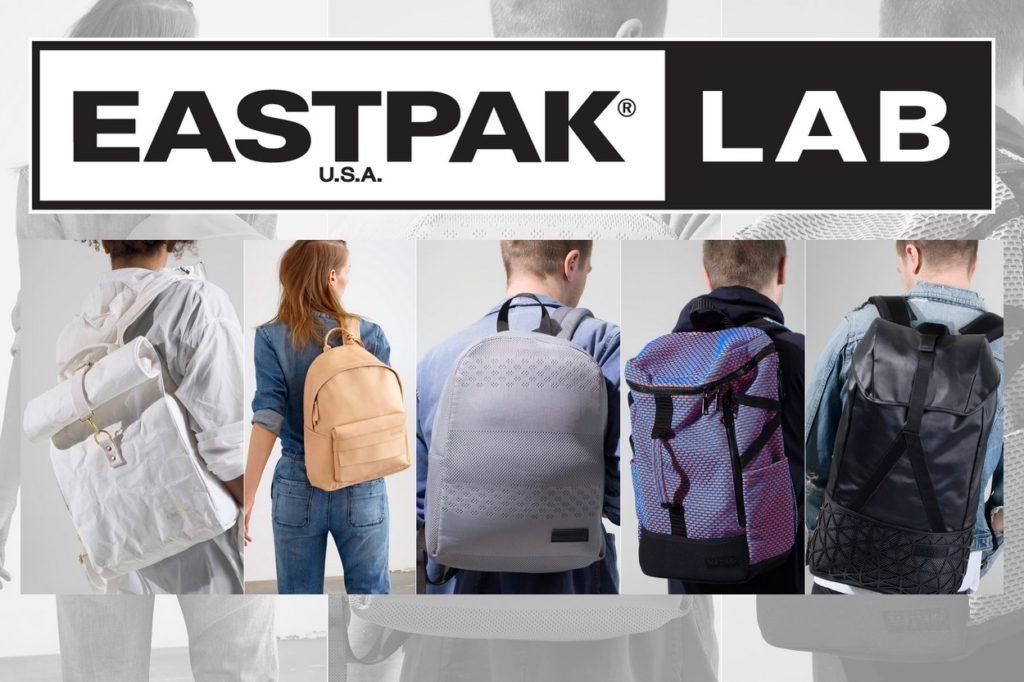Eastpak LAB Printemps/Été 2018