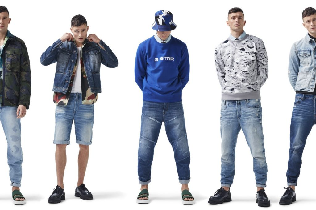 Collection G-Star RAW Printemps/Été 2018