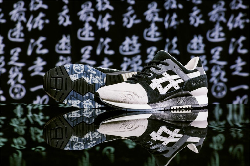 "Kicks Lab x ASICS Tiger GEL-Lyte III KL ""Shinobi"""