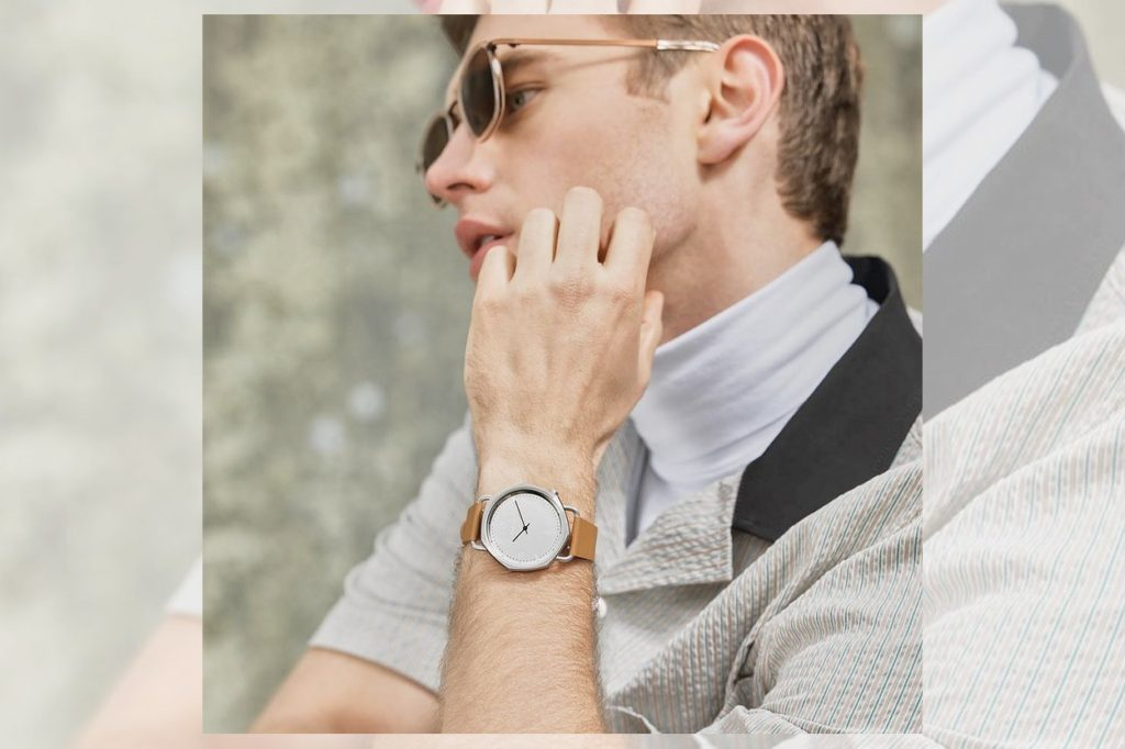 Metropolis, la nouvelle ligne de montres de KOMONO