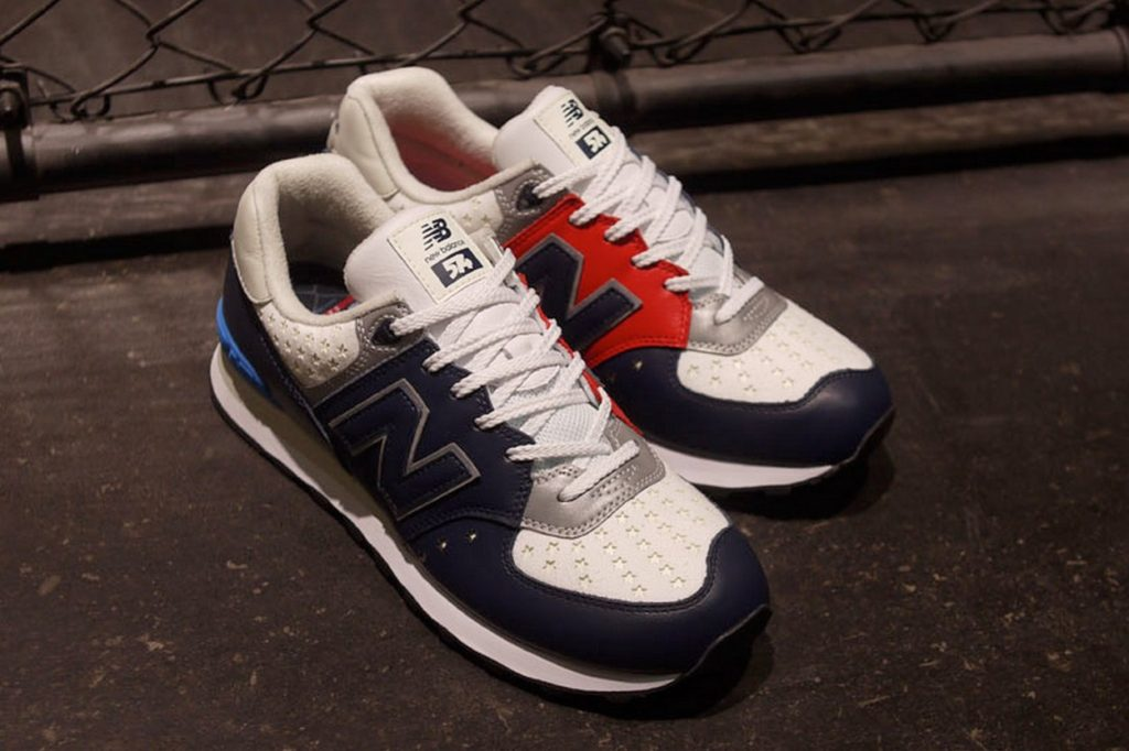 mita sneakers x WHIZ LIMITED x New Balance 574