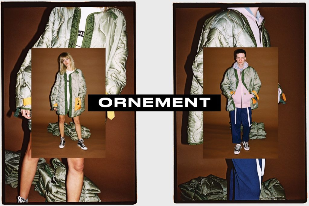 ORNEMENT collection Vague.01