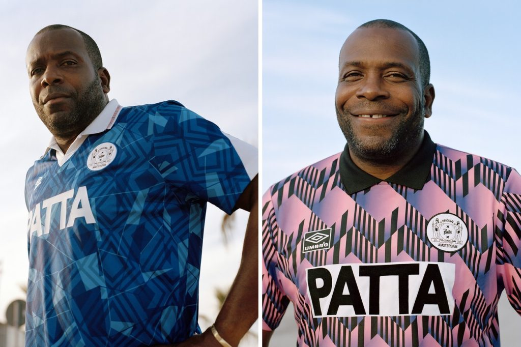 Collection Patta x Umbro Football Jersey 2018