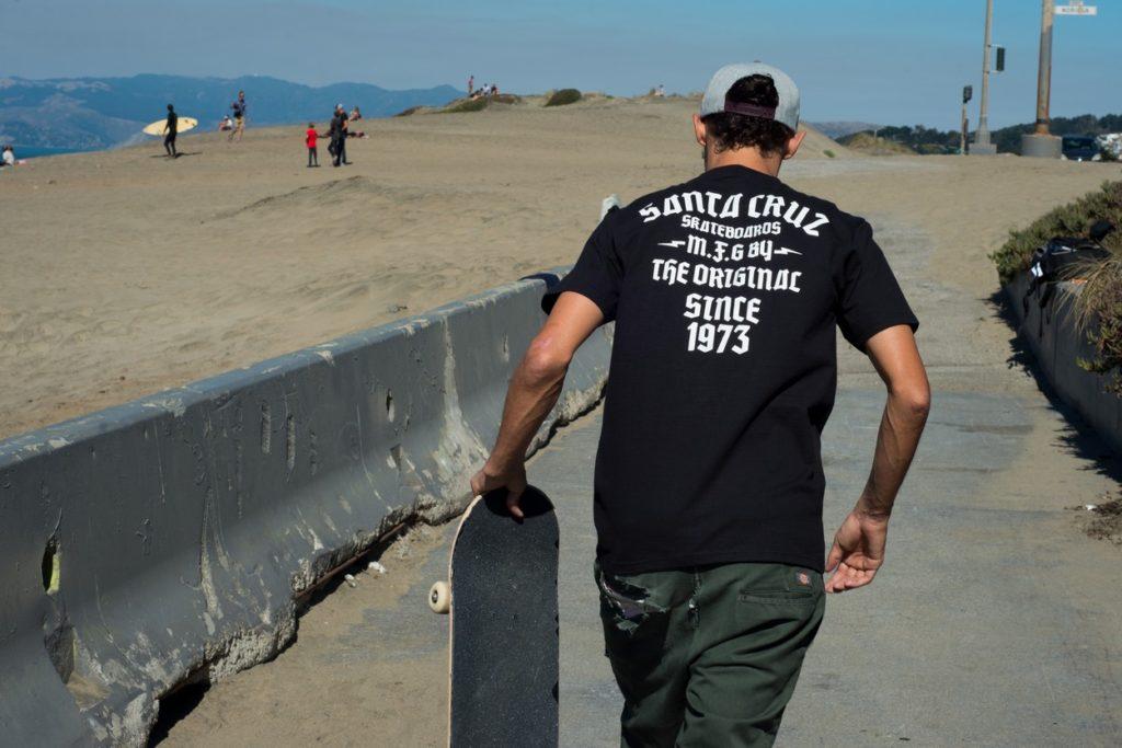 Collection Santa Cruz Skateboards Printemps/Été 2018