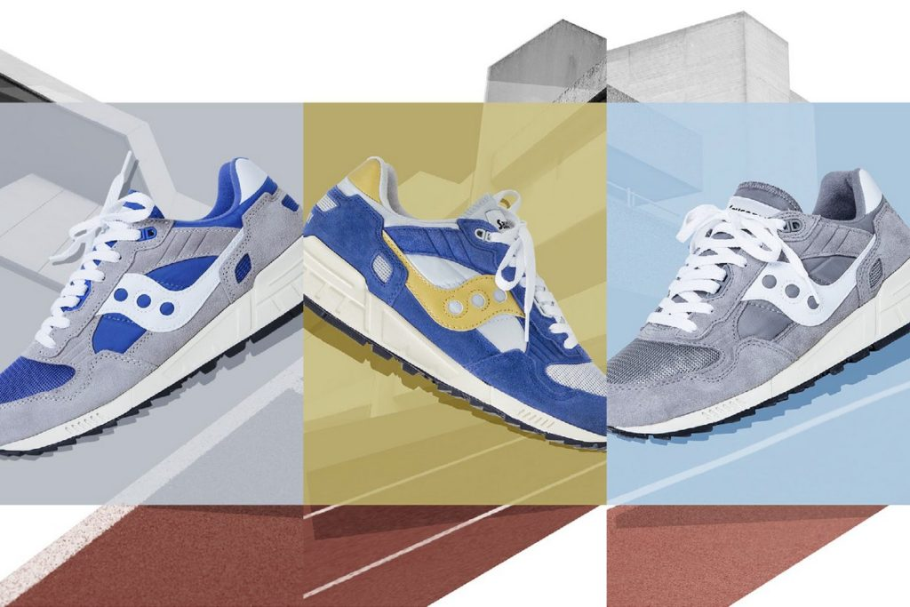 Saucony Originals Shadow 5000 Printemps/Été 2018