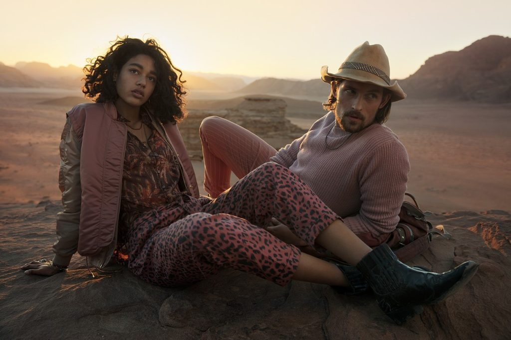 Campagne Scotch & Soda Printemps/Été 2018