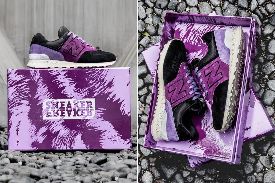 official photos b69ec 306b5 sneaker-freaker-x-new-balance-574-tassie-devil-05 | Viacomit