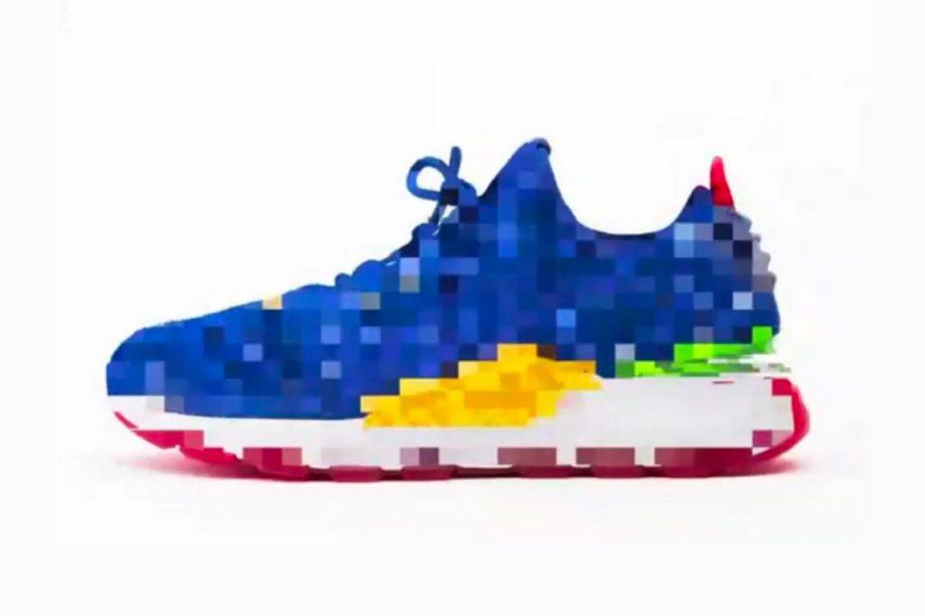 PUMA signe une paire de sneakers aux couleurs de Sonic