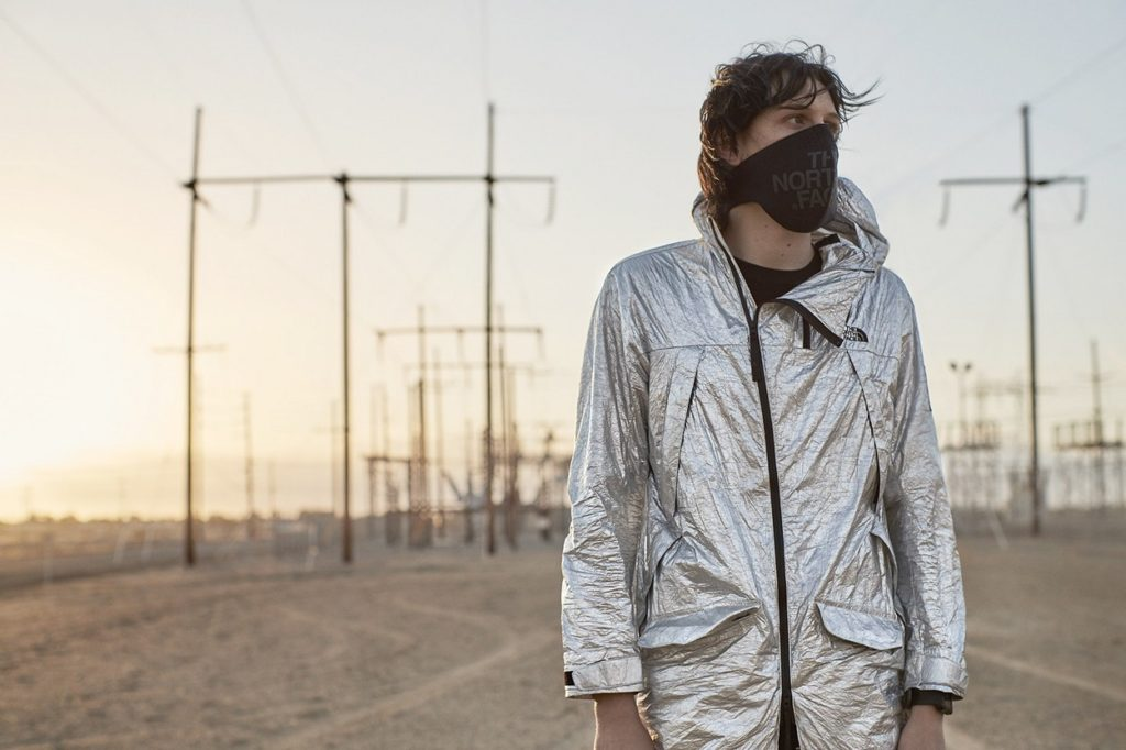 The North Face Black Series Aluminium Tyvek Collection