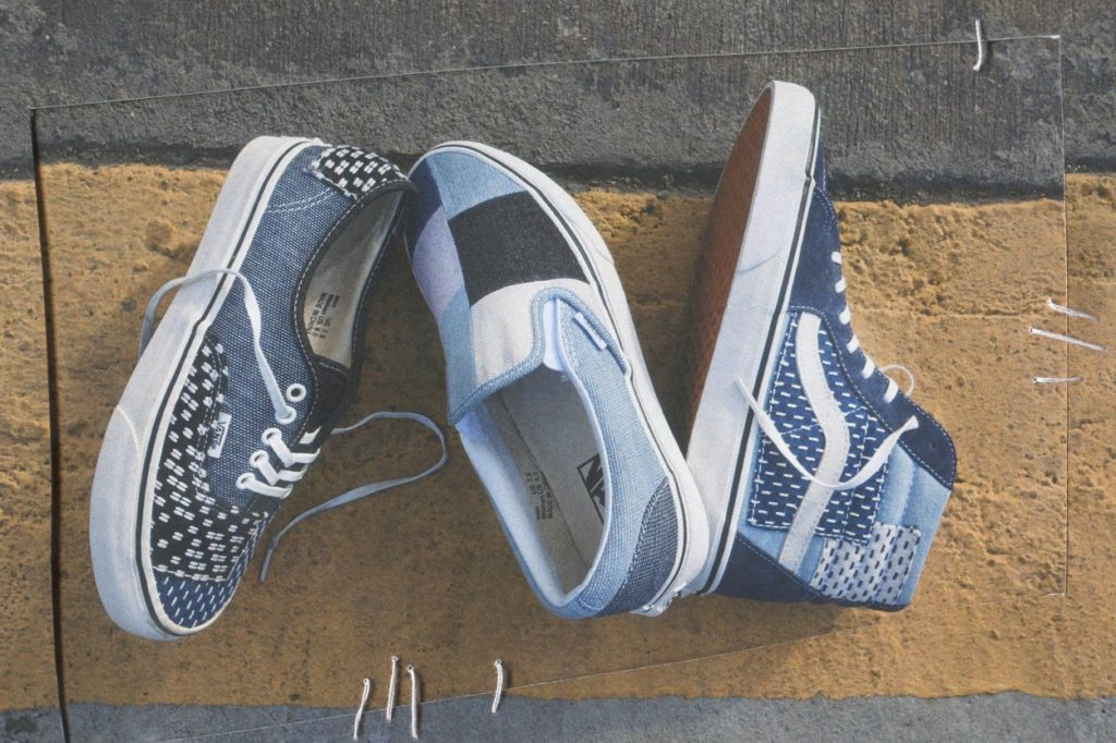 Vans Patchwork & Denim Pack