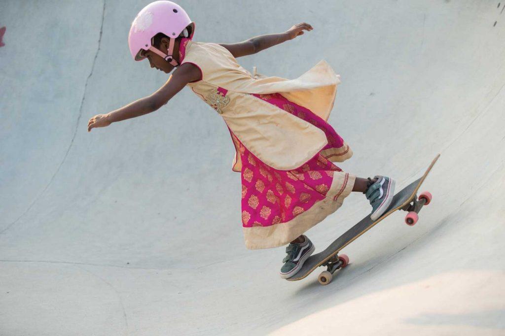 Vans s'est associé à Girls Skate India pour sa dernière campagne