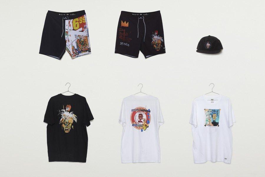 Billabong x Andy Warhol x Jean- Michel Basquiat-22