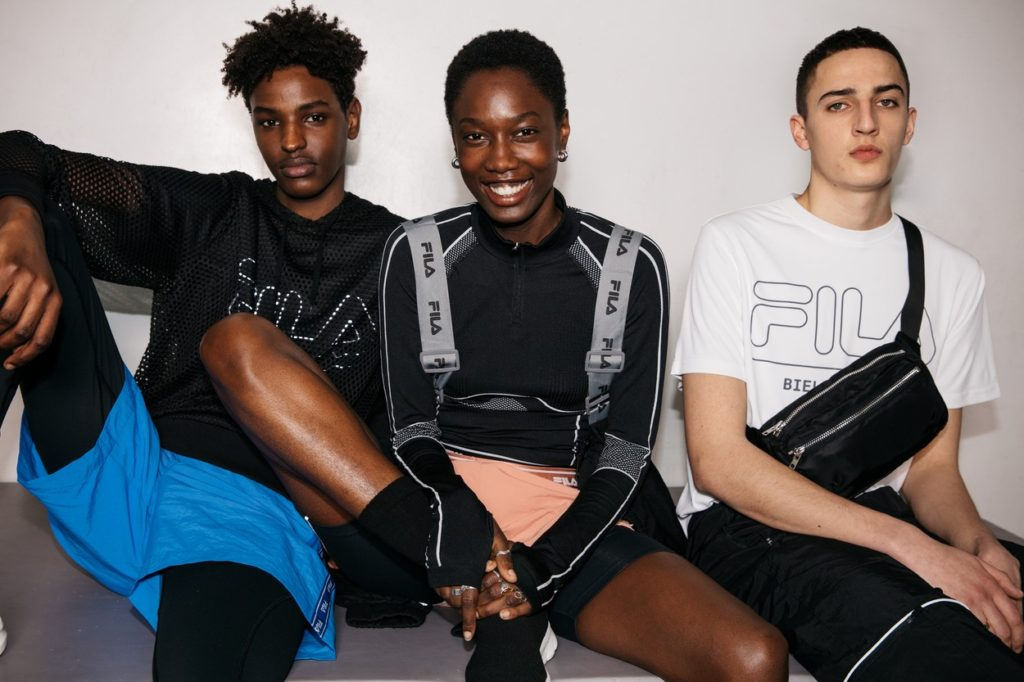 Collection Weekday x FILA Printemps/Été 2018