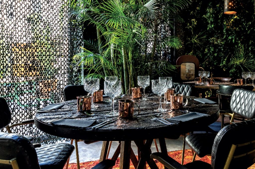 APRÈS, le nouveau restaurant du Kube Hotel Paris
