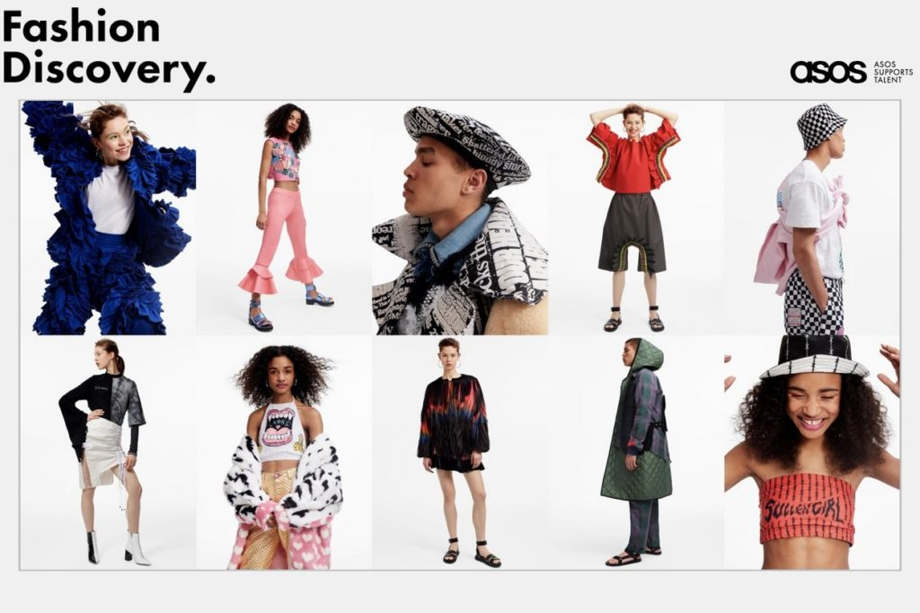 ASOS Fashion Discovery
