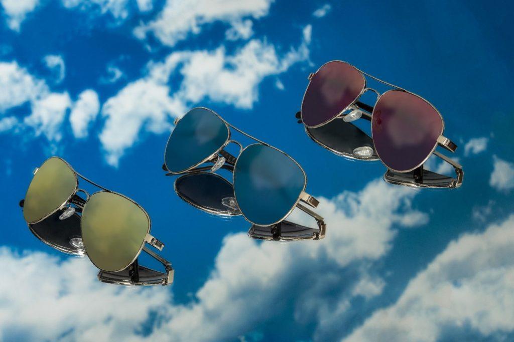 ATOL Les Opticiens réinterpréte les solaires aviateur
