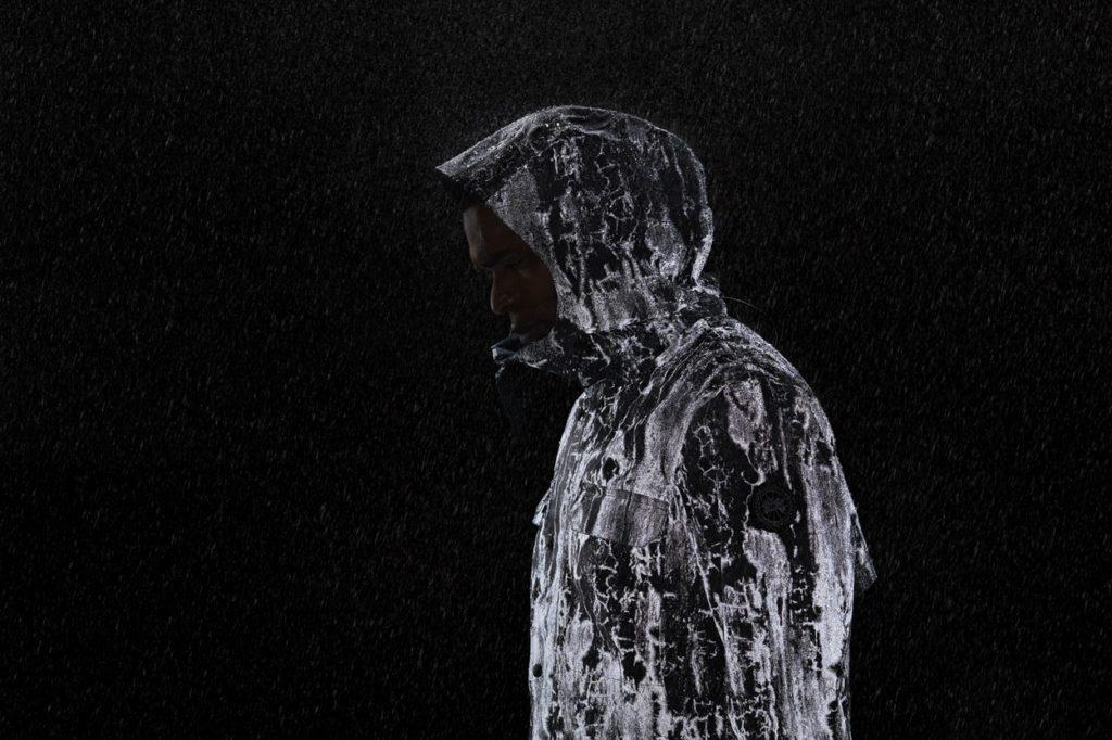Canada Goose Unveils Reflective Birch Bark Print Jackets