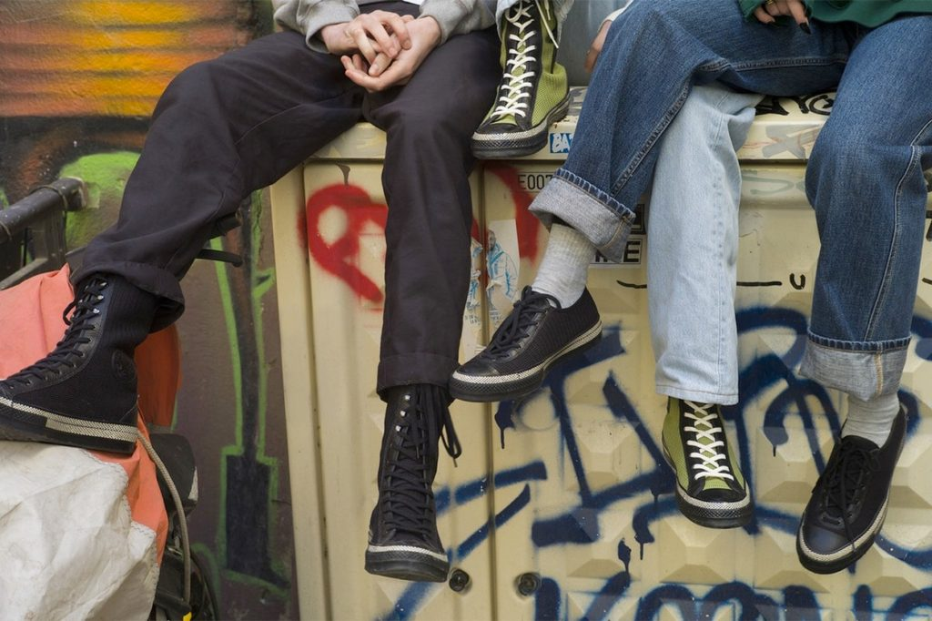 """J.W. Anderson x Converse """"New_Classics"""""""