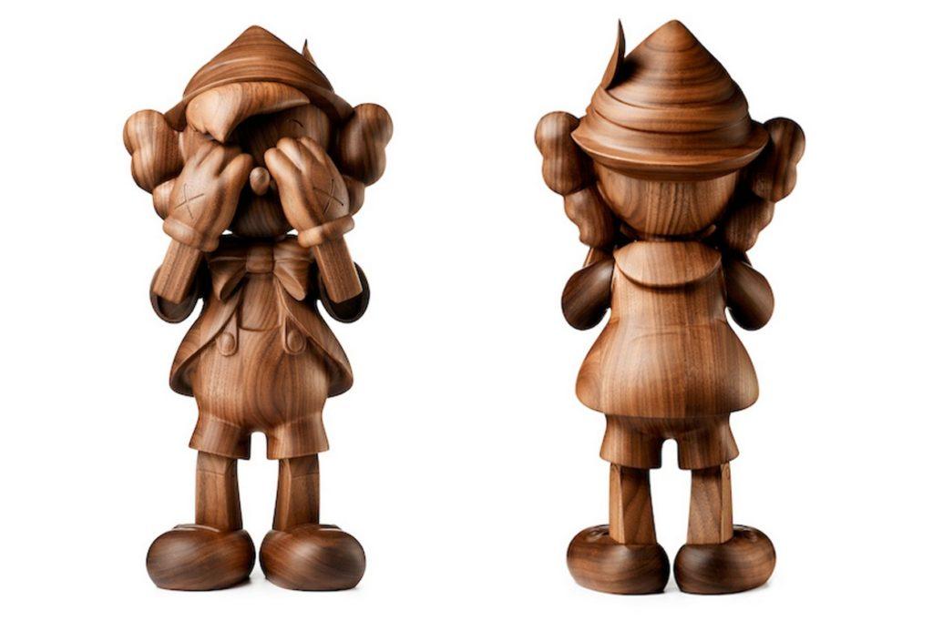 KAWS x Disney Pinocchio