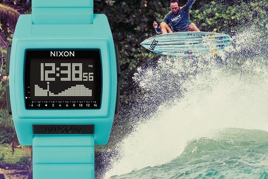 NIXON lance la montre Base Tide Pro   Viacomit