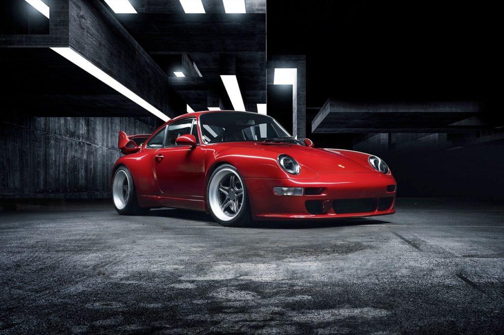 Porsche 993 400R par Gunther Werks