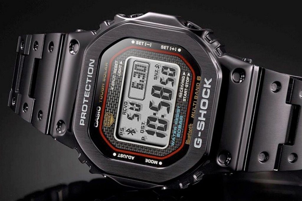 Édition limitée Porter x G-Shock GMW-B5000