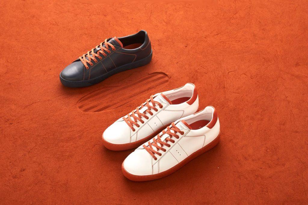 Sneaker J.M. Weston x Roland-Garros