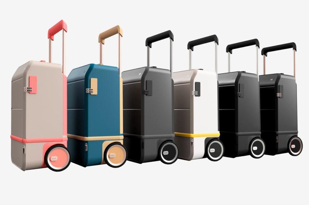 Xtend : la première valise extensible, high-tech et design