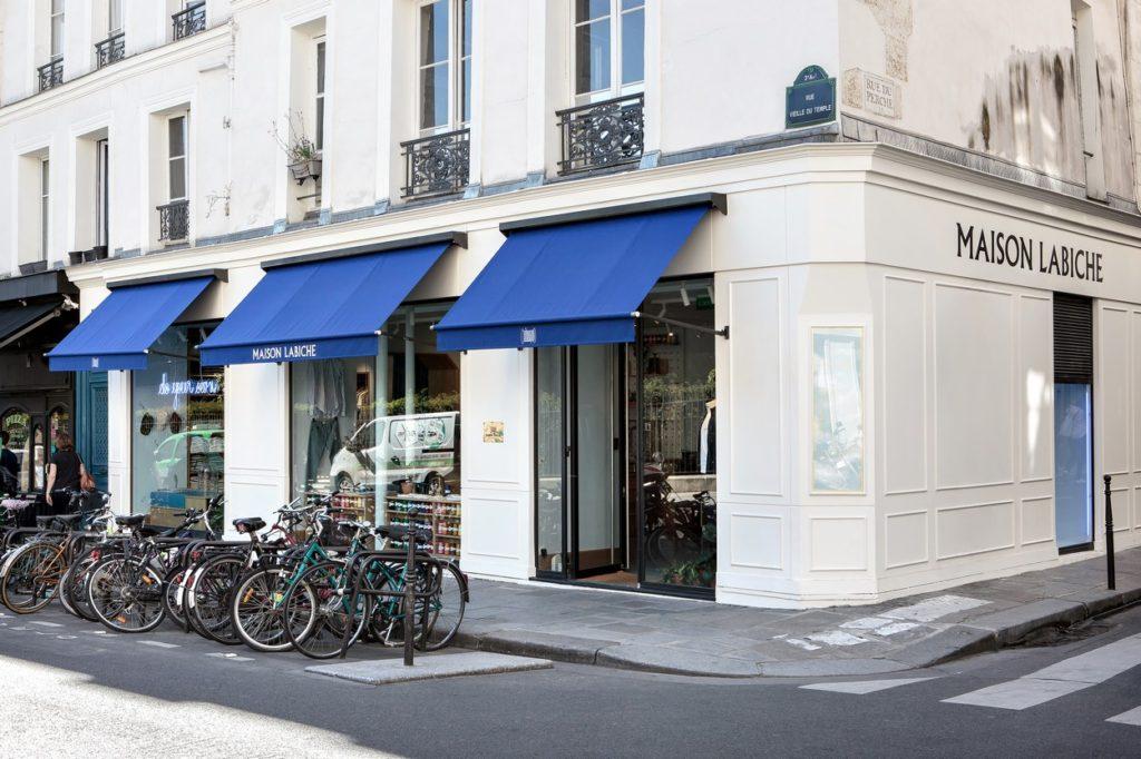 Nouvelle boutique Maison Labiche