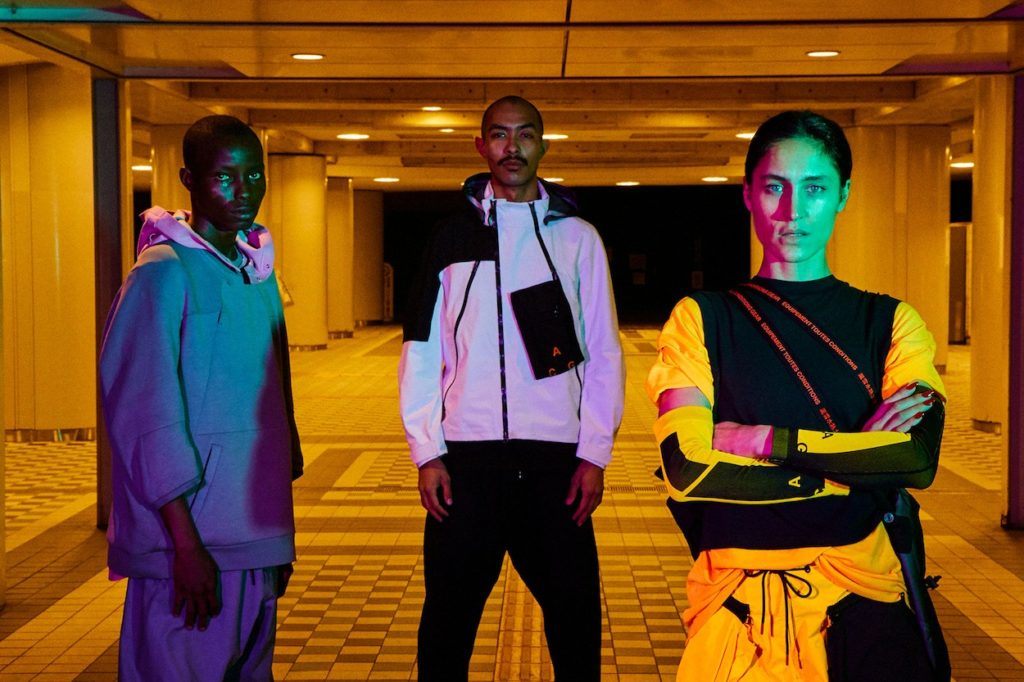 Collection NikeLab ACG Été 2018