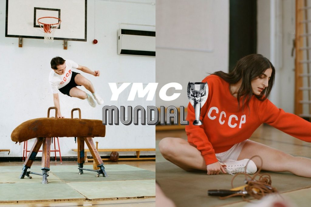 "Collection YMC ""Mundial"""