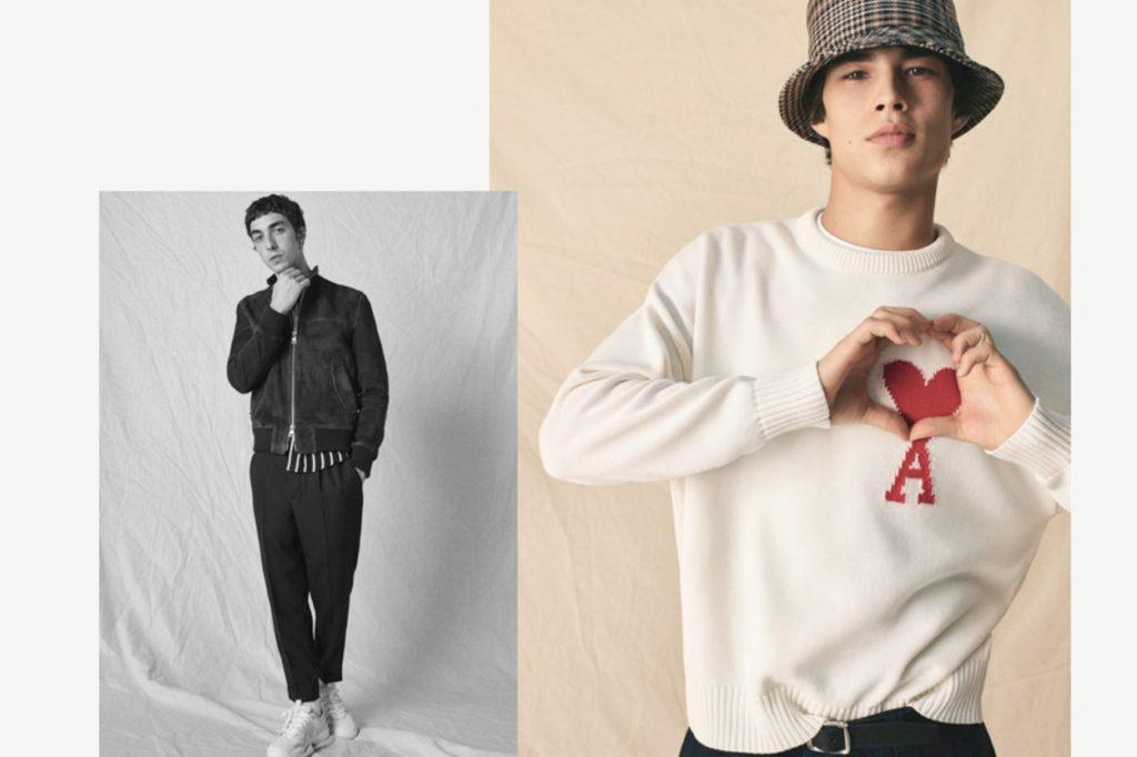 AMI Paris lance sa première collection Pré-Automne 2018